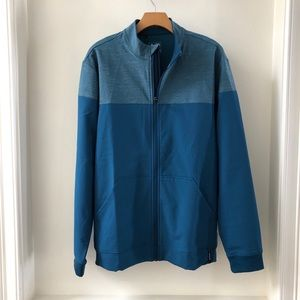 ADIDAS GOLF ZIP UP JACKET (MEN'S)